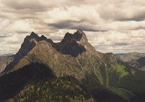 Mt Hozomeen
