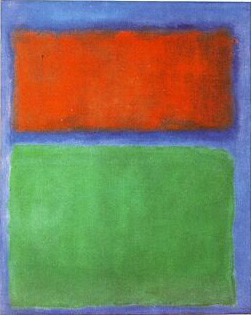 Mark Rothko : Earth and green