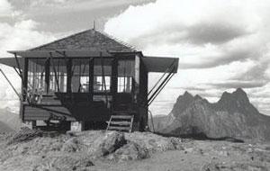 Le poste d'observation de Jack Kerouac